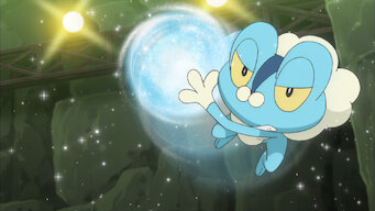 Pokémon The Series: XY: XY: Climbing the Walls!